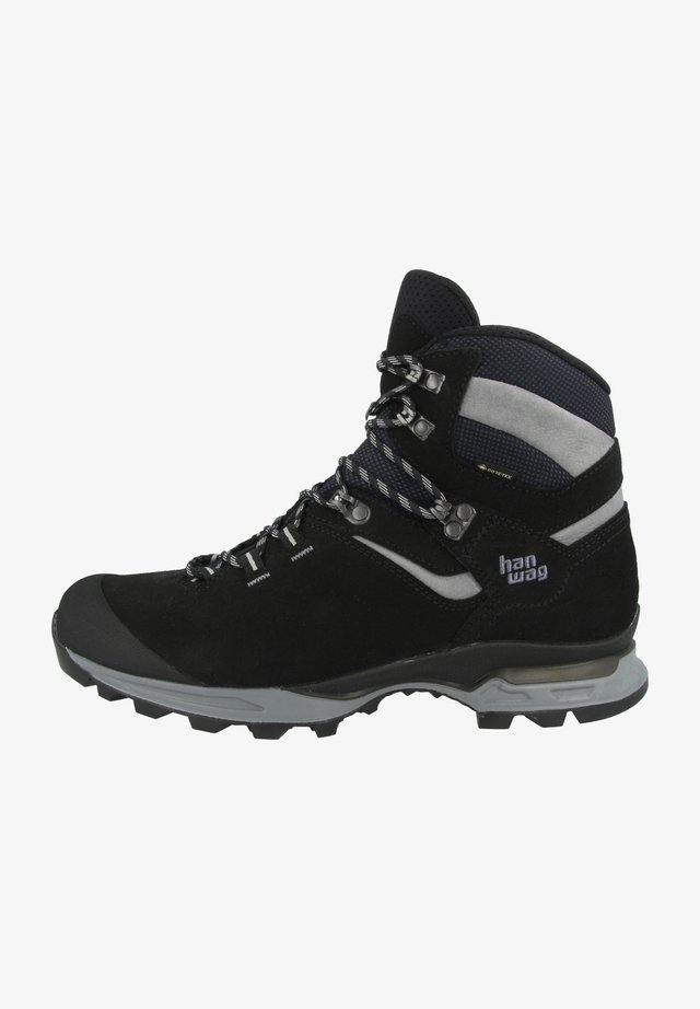 Outdoorschoenen - black-asphalt