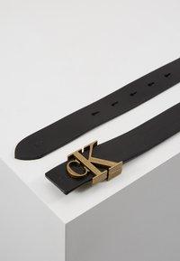 Calvin Klein Jeans - MONO BELT - Skärp - black - 2