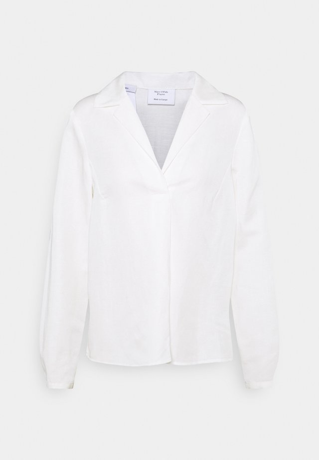 BOXY BLOUSE - Blouse - off-white