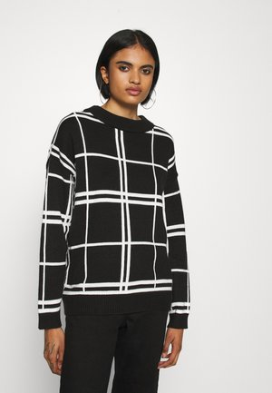 MISTRESS - Pullover - anthracite