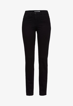 STYLE SHAKIRA - Slim fit jeans - clean black