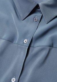 Violeta by Mango - Button-down blouse - blau - 5