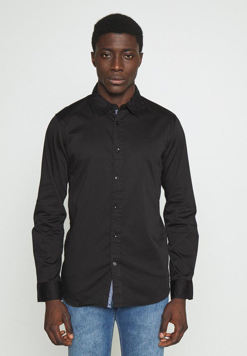 Cars Jeans - GREGH - Košile - black
