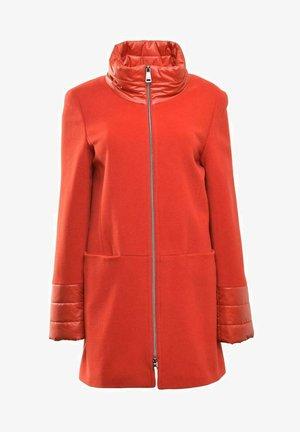 Winter coat - rost