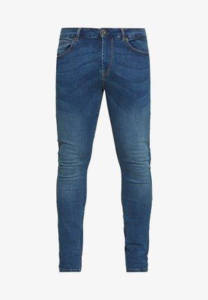 HARRY - Jean slim - blue denim
