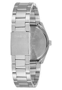 Casio - Watch - silver-coloured - 3