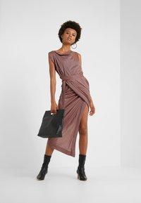 Vivienne Westwood Anglomania - VIAN DRESS - Maxi dress - aubergine - 1