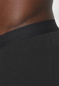 Pier One - 5 PACK - Pants - black/gold - 9