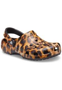 Crocs - ANIMAL PRINT  - Clogs - leopard - 1