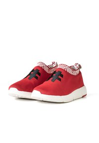Rens Original - WATERPROOF COFFEE SNEAKERS - Sneakers laag - passion red - 2