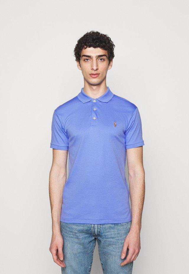 SLIM FIT SOFT - Polo shirt - harbor island blu