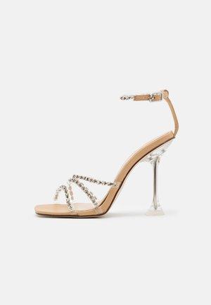 SIYA - Sandaletter - nude
