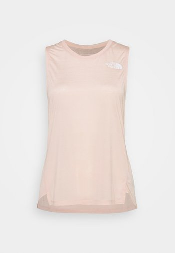 UP WITH THE SUN TANK  - Top - evenng sand pink
