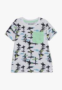 Blue Seven - Print T-shirt - weiss - 0