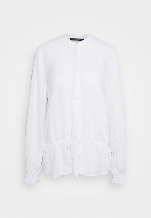 NORI VENETO - Long sleeved top - white