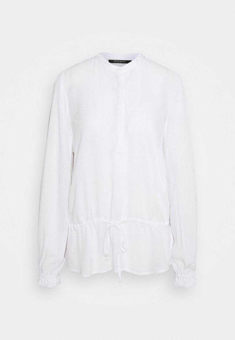 Bruuns Bazaar - NORI VENETO - Long sleeved top - white
