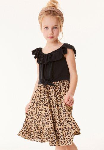 Vestido informal - multi coloured