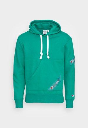 SPORTLEISURE HOODED  - Sweatshirt - green