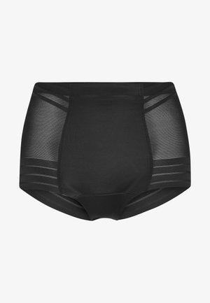 GEO LOW LEG - Shapewear - black