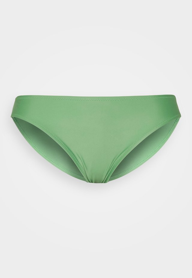 BASIC - Bikini bottoms - green mission