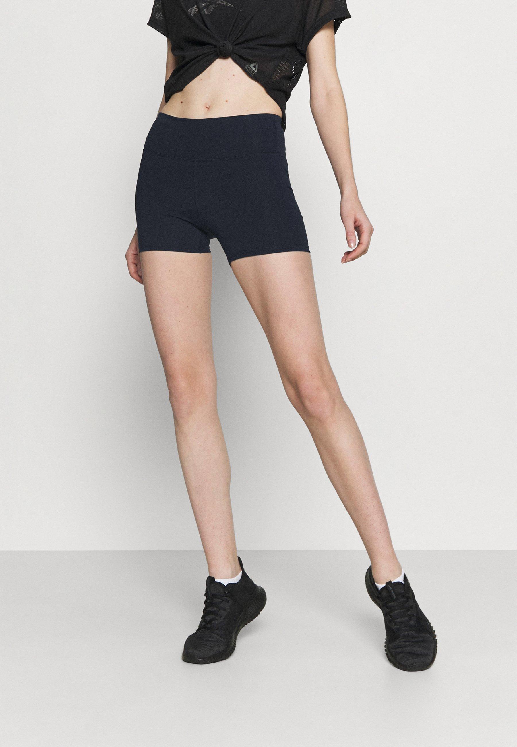 Damen HIGHWAISTED SHORTIE SHORT - Tights