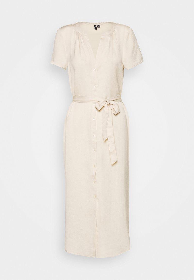 Vero Moda - VMALBANA BELT DRESS - Day dress - birch