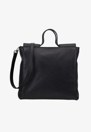 PURE LARGE - Handtasche - black