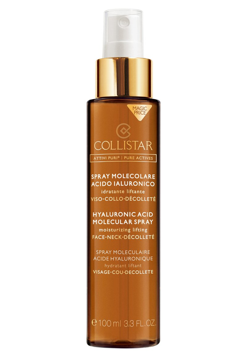 Collistar - HYALURONIC ACID MOLECULAR SPRAY - Toner - -