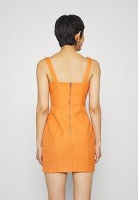 Mossman - TAKE ME HIGHER DRESS - Shift dress - orange - 2