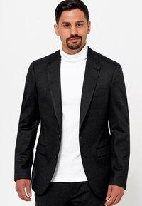 Jeff - OSCAR - Blazer jacket - mini herringbone - 0