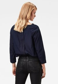 G-Star - GATHERED NECK - Blouse - rinsed - 1