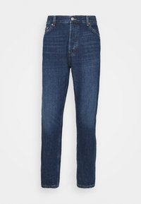 BARREL TAPERED - Relaxed fit jeans - pond blue
