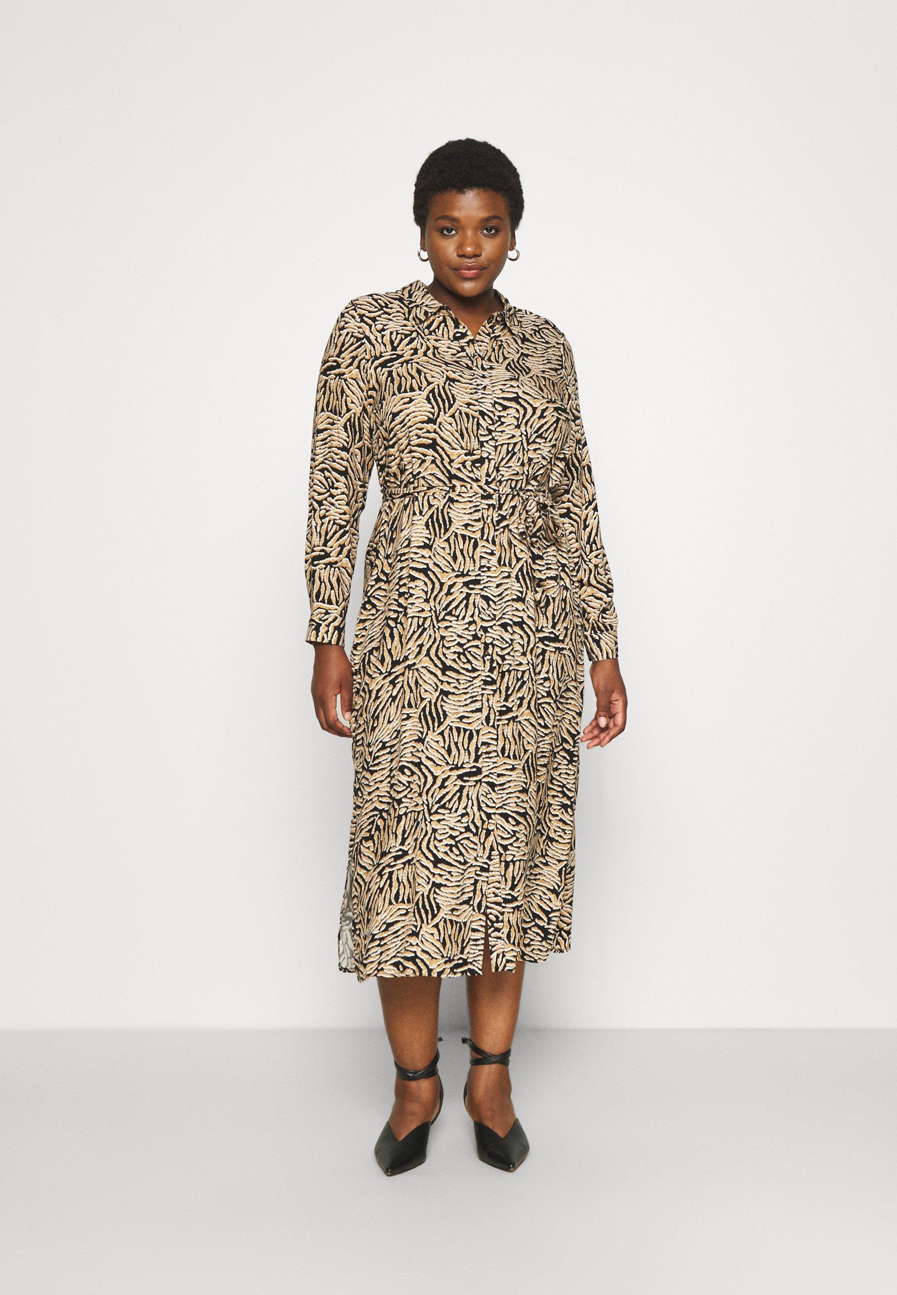 Mujer VMUMA SHIRT DRESS - Vestido camisero
