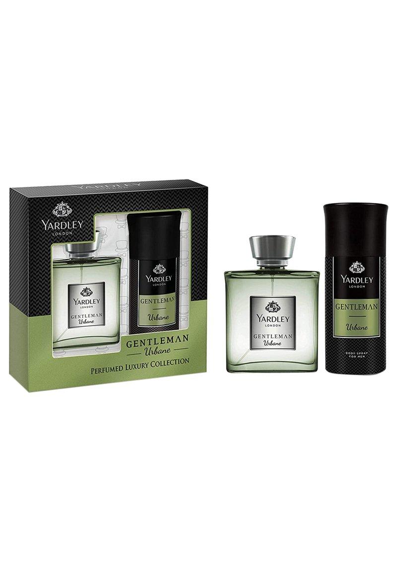 Yardley London - GENTLEMAN URBANE GIFT SET 100ML EDT + 150ML BODY SPRAY - Eau de Parfum - -