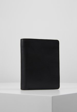 DROP MENS LARGE WALLET - Peněženka - black