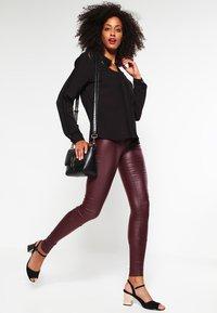 Vero Moda - VMSEVEN - Jeans Skinny - decadent chocolate - 1