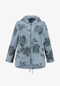 Ulla Popken - Summer jacket - eisblau - 1