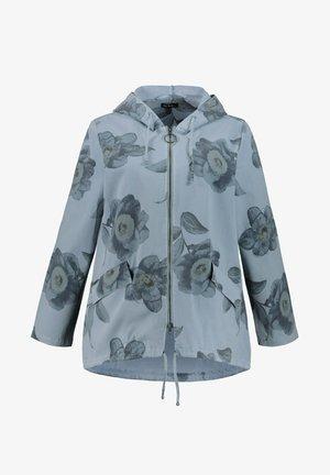Summer jacket - eisblau