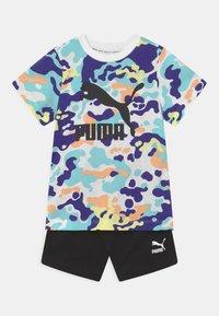 Puma - MINICATS CLASSICS SET UNISEX - Camiseta estampada - puma black - 0