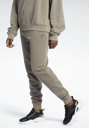 CLASSICS NATURAL DYE - Tracksuit bottoms - grey