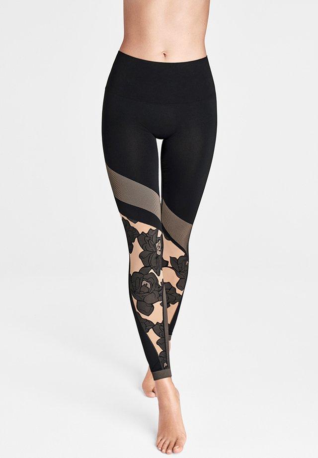 Legging - fairly light/black