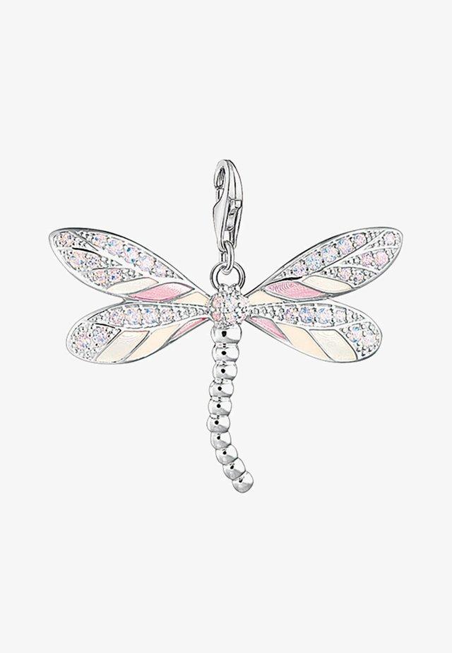 LIBELLE  - Ciondolo - silver-coloured,pink,beige