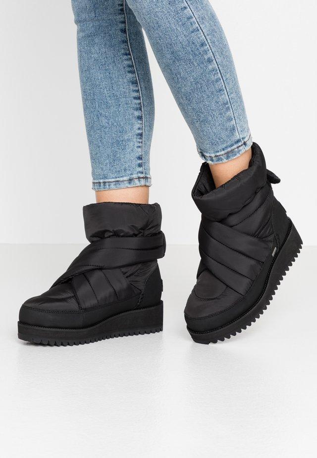 MONTARA - Winter boots - black