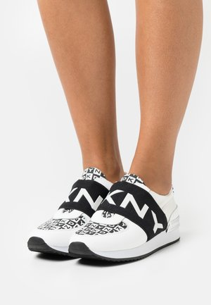 MARLI - Trainers - white/black