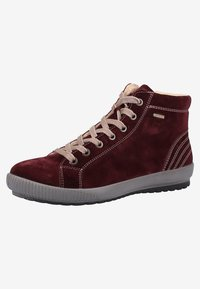 Legero - Lace-up ankle boots - amarone rot - 2