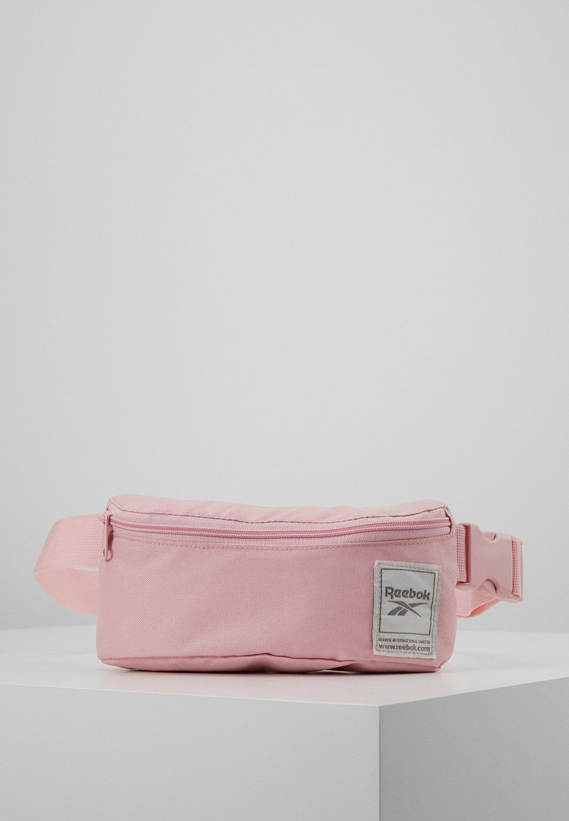 Reebok - WORKOUT READY WAIST BAG - Bum bag - pink