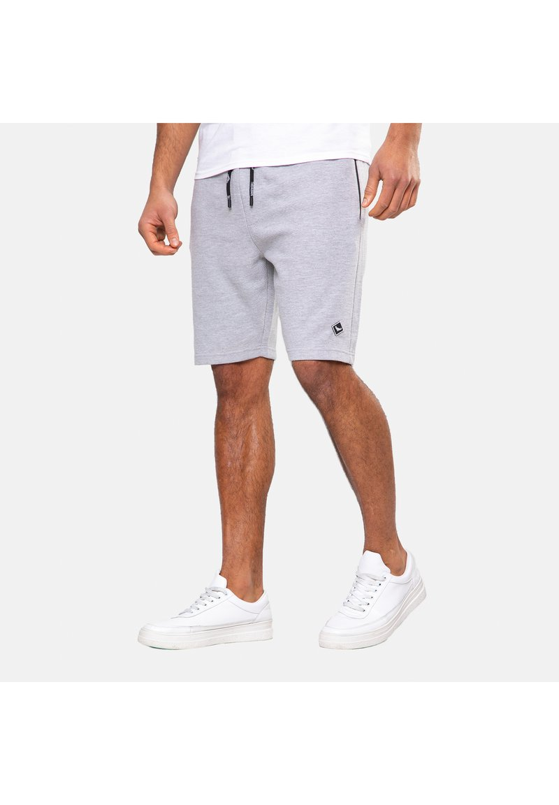 Threadbare - OTTOMAN - Pantalones deportivos - grey marl