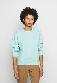 Polo Ralph Lauren - LONG SLEEVE - Sweatshirt - parakeet - 0