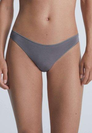 Thong - grey