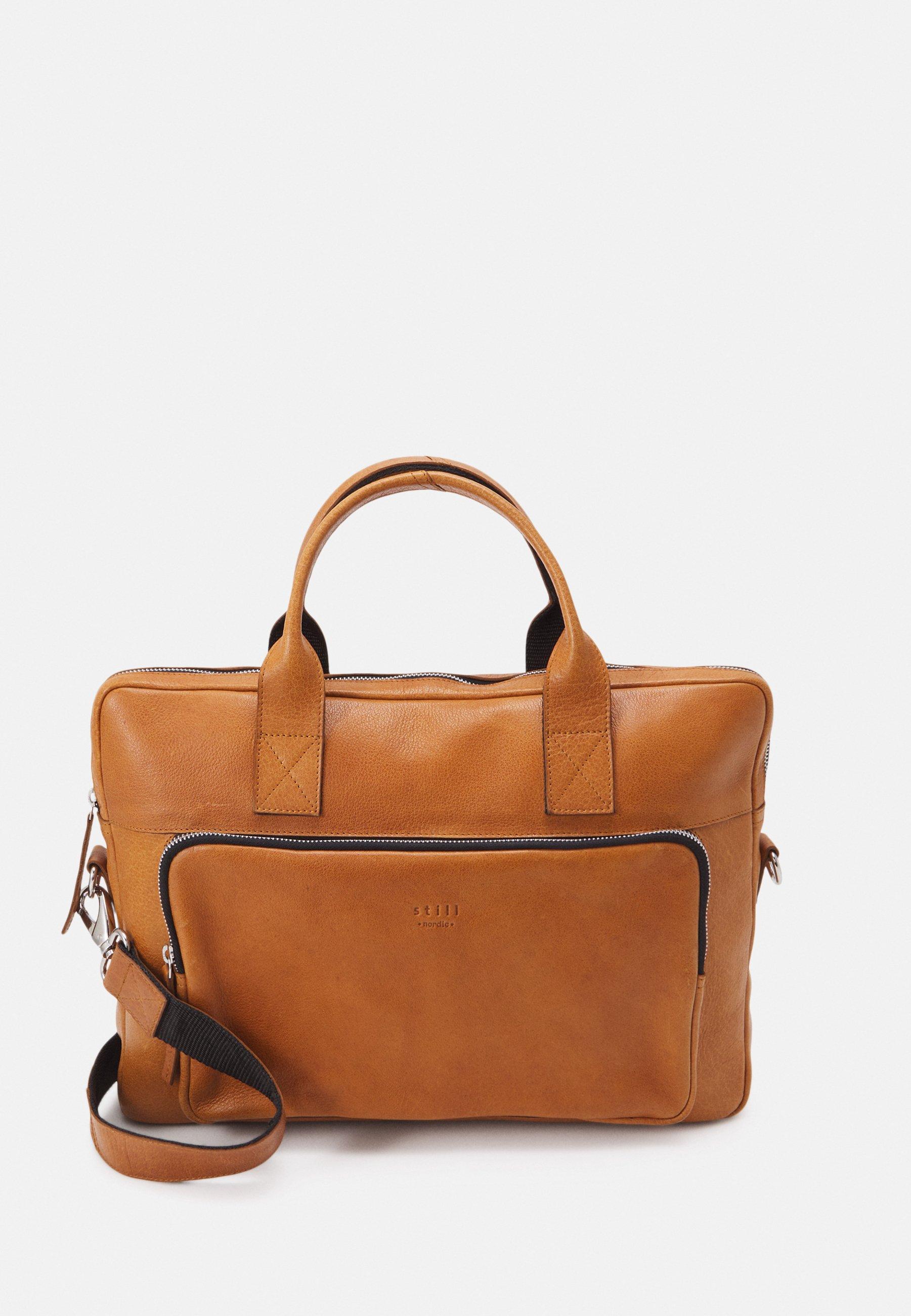 Men LUKE CLEAN BRIEF - Laptop bag